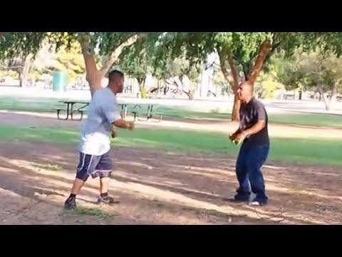 Phoenix Park Fight