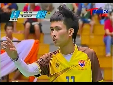 Sisaket - Kalasin (2nd)  Takraw Thailand League 2013