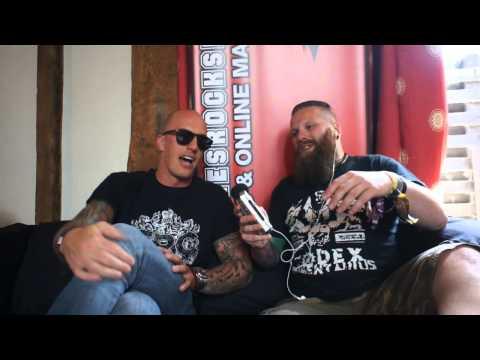 TRC Interview Sonisphere Festival 2014