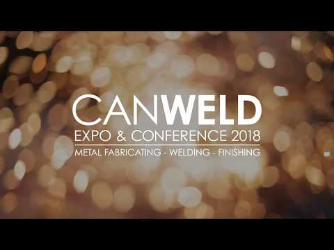 CanWeld Expo & Conference 2018