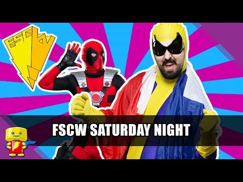 FSCW Animate 2017 Saturday Show