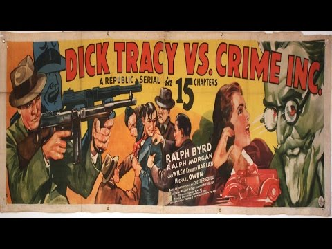 1941 Dick Tracy vs. Crime Inc (Movie Edit)