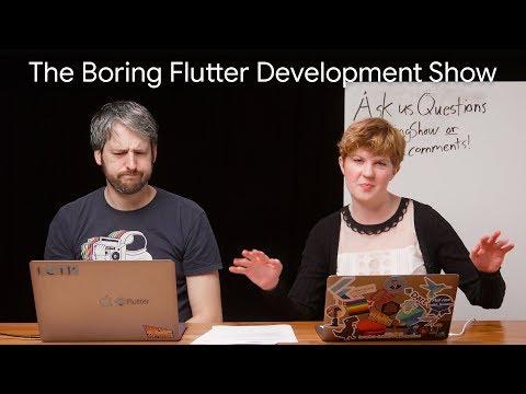 Refactoring! Also, advanced Dart language features (The Boring Flutter Development Show, Ep. 17)