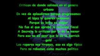 tigre decente - Poeta Callejero (LETRA OFFICIAL)