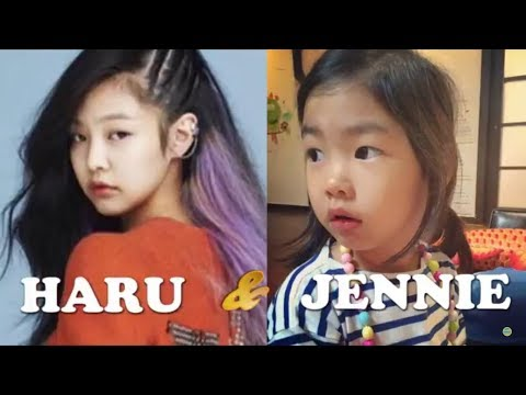 LEE HARU TABLO || Rap Haru VS Rap Jennie Blackpink - So Cool Haru