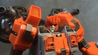 Warbotron Turbo Ejector (Transformers 3rd Party Afterburner) Thumbnail