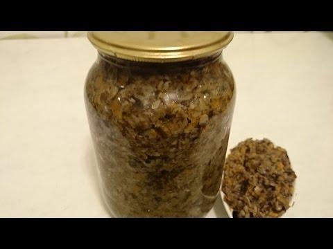 Как готовить икру из грибов на зиму