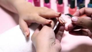 Wojooh Nail Art - Bride in the City