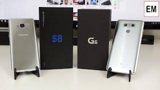 Samsung Galaxy S8 vs LG G6 da EsperienzaMobile