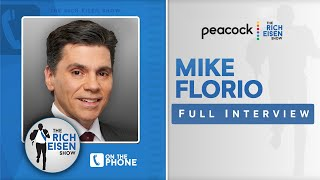 PFT's Mike Florio Talks Deshaun Watson, Aaron Rodgers & More with Rich Eisen | Full Interview