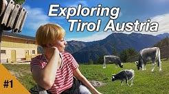 HIKING in Achenkirch, Gaisalmsteig, Köglalm ⛰️Exploring LAKE ACHENSEE, Tirol, Austria   Part #1