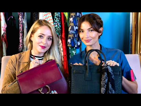 What's in My Bag with LILY ALDRIDGE! | Fleur De Force