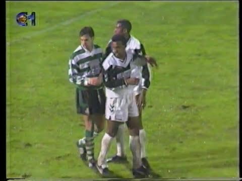 23J :: Sporting - 2 x Farense - 0 de 1992/1993