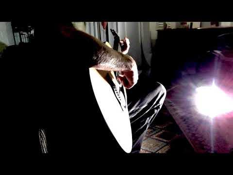 Playing the same life song : Finger Style 12 String Guitar - Ylia Callan Guitar