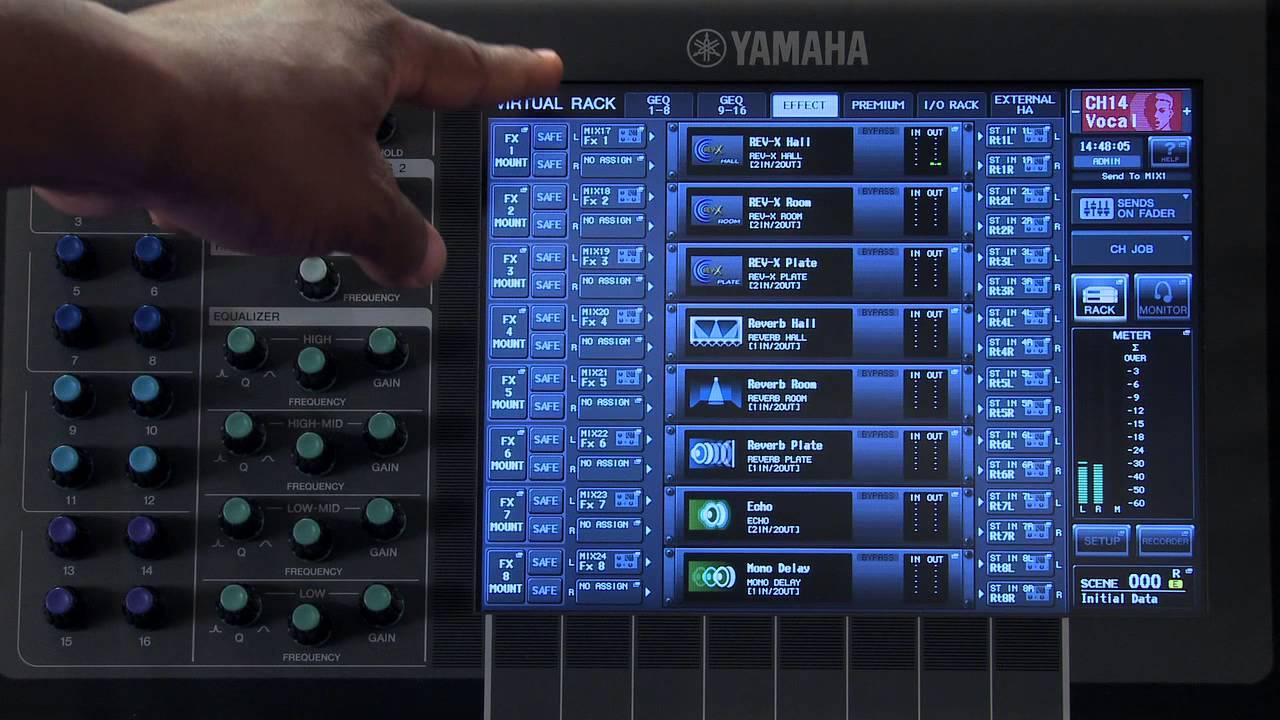 Yamaha Cl Series Training
