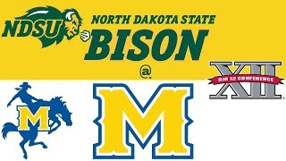 NCAA Football 06 FCS Dynasty - Week 11 Game 7 - North Dakota State @ McNeese State - BIG 12 Game
