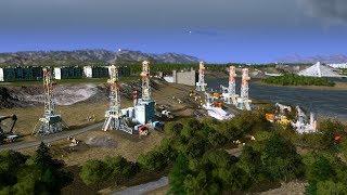 Wydobycie ropy, wincyj bloków - Cities: Skylines S07E56