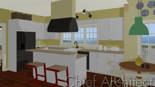 Home Designer 2016 - Kitchen Design Webinar