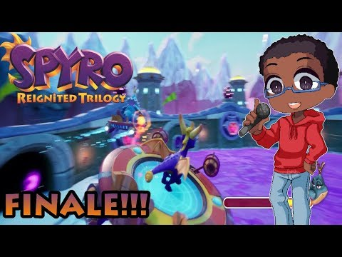 D-Money107 Plays: Spyro Reignited Trilogy (Finale: Thanks For The Memories)