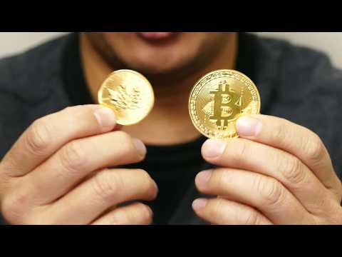 All physical BitCoins on the market are fake!   Social experiment