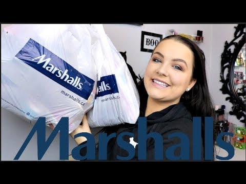 COME SHOP WITH ME | MARSHALLS | WINNERS | CANADA