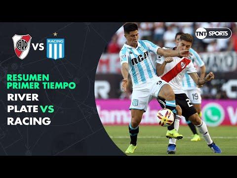 Resumen Primer Tiempo: River Plate vs Racing | Fecha 18 - Superliga Argentina 2018/2019