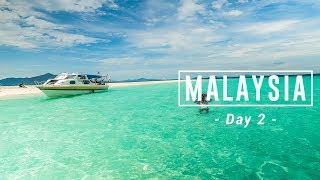 Travel to Malaysia Summer 2018 - Vlog (Day 2)