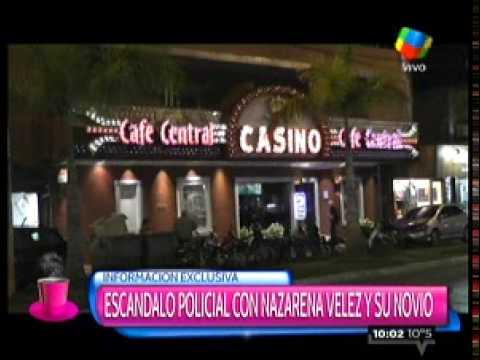 La policía de Misiones confirma el escándalo de Nazarena Vélez y Gonzalo Gamarra