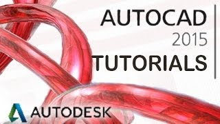 Autocad 2015 - Tutorial For Beginners [complete]