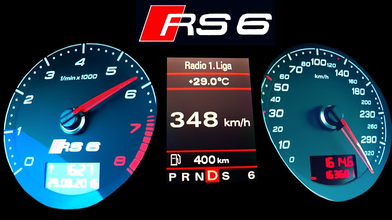 audi rs6 acceleration 0 340 autobahn top speed onboard v10 sound rs6 rh youtube com