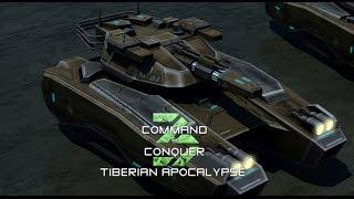 Tiberian Apocalypse модификация для C&C 3: Tiberium Wars