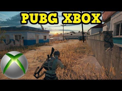 PUBG XBOX ONE X Gameplay Fun