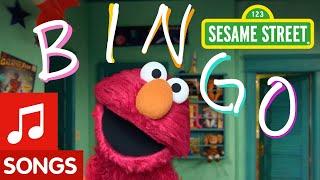 Sesame Street: BINGO | Elmo's Sing Along