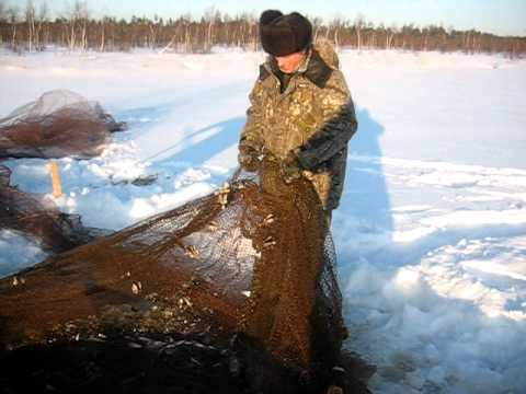 рыбалка и жизнь в сибири