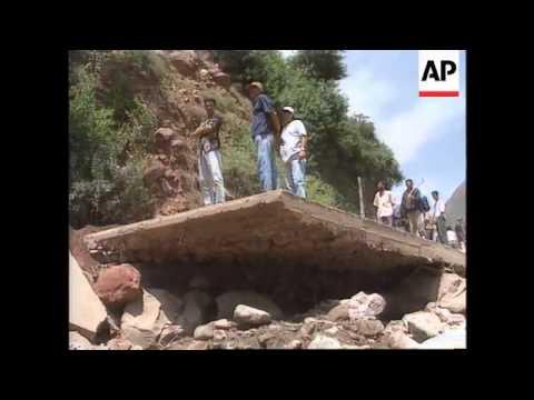 Morocco - 230 Dead & 500 Missing Near Marrakesh