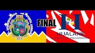 FINAL NACIONAL INFANTIL PUNTA ARENAS VS HUALAÑE