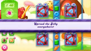 Candy Crush Jelly Saga Level 1431 (No boosters)