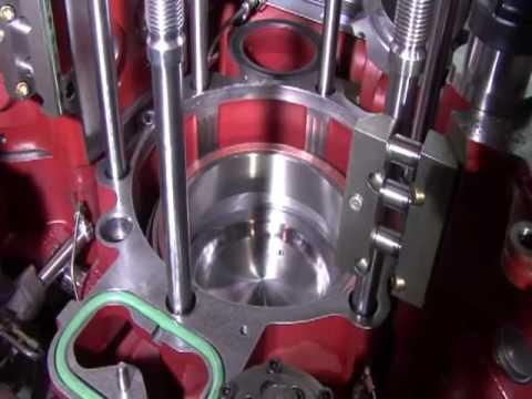 Cat Marine Power Mak M 32 C Diesel Engine Youtube