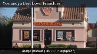 Yoshinoya Beef Bowl Franchise Los Angeles!(Japan's Number One Food Franchise! Successful Franchise Opportunity In Trends! Unique Japanese Menu Quality Ingredients! Nutritional Alternatives To ..., 2014-11-20T22:59:51.000Z)