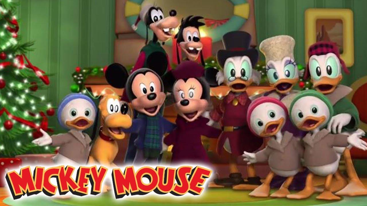 MICKYS TURBULENTE WEINACHTSZEIT   Disney Junior - YouTube