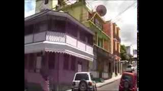 Voyage à la Dominique - Roseau