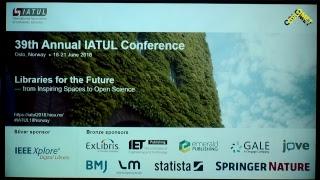 IATUL-konferansen dag2 thumbnail