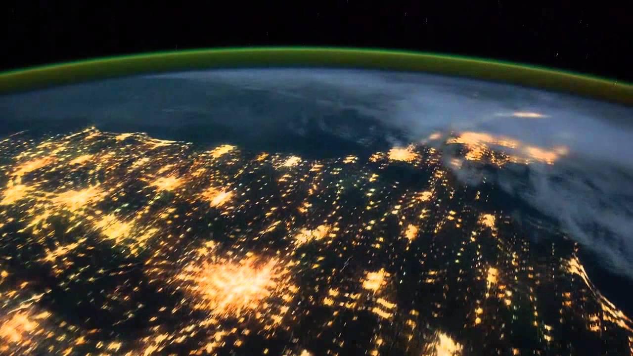Earth Tierra Desde El Espacio Tierra Vistas