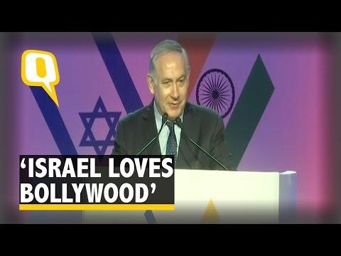 Israel Loves Bollywood: Netanyahu at 'Shalom Bollywood' Meet   The Quint