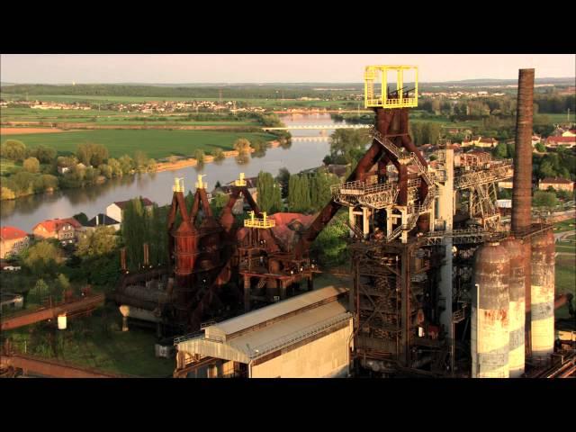 Metz Métropole et le Pays Messin par Yann Arthus-Bertrand