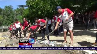 Download Video Taman Nasional Bunaken Terancam Keindahannya Oleh Sampah - NET 12 MP3 3GP MP4