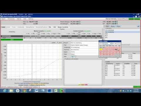 Interactive Brokers Risk Navigator Tutorial and Review