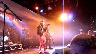Eddie & The Hotrods - The Power & The Glory, Bad Time Again & Gloria, Skegness (UK) 2013.