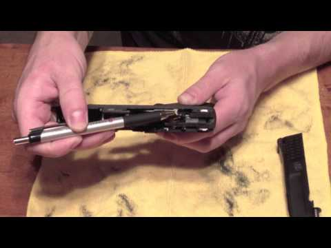 How to properly lubricate a Smith & Wesson M&P Shield