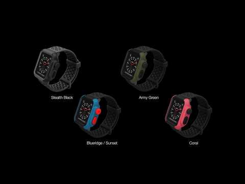 Catalyst Impact Protection Case for Apple Watch Series 2 & 3